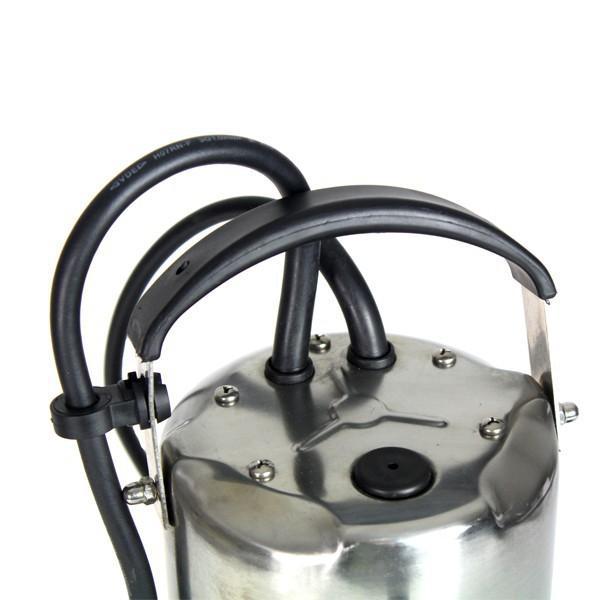 Hyundai Electric Submersible Dirty Water Pump HY55038SSD