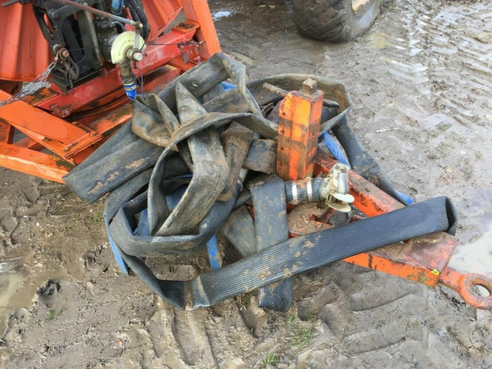 Irrifrance Irrigation reel £950 plus vat £1140