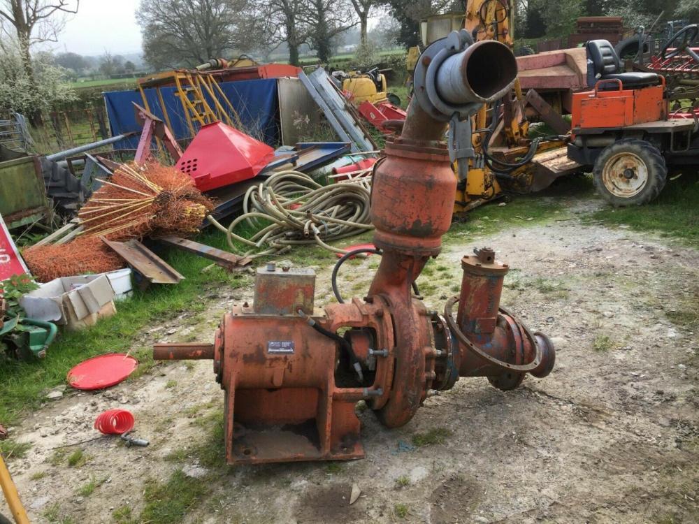 Godwin Water pump £480 plus vat £576