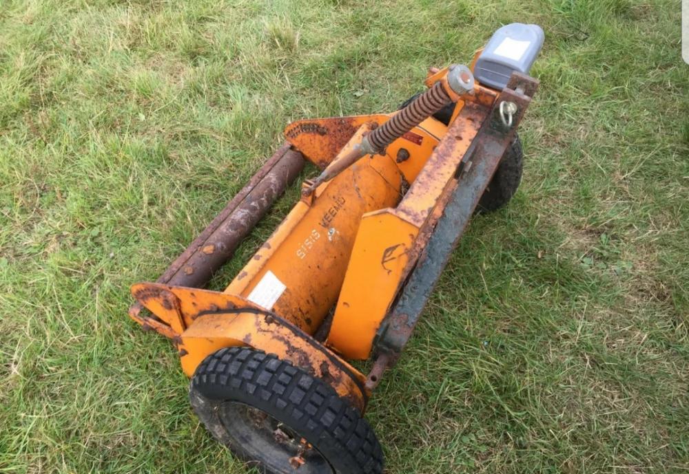 Sisis Mounted Scarifier £375