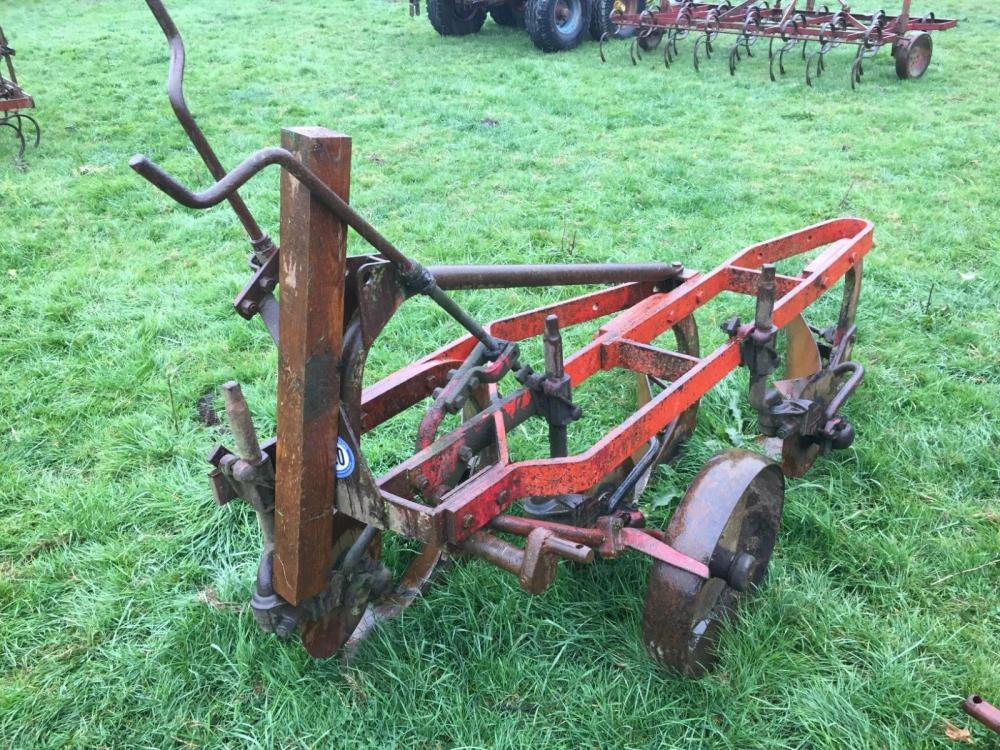 Plough three furrow £390