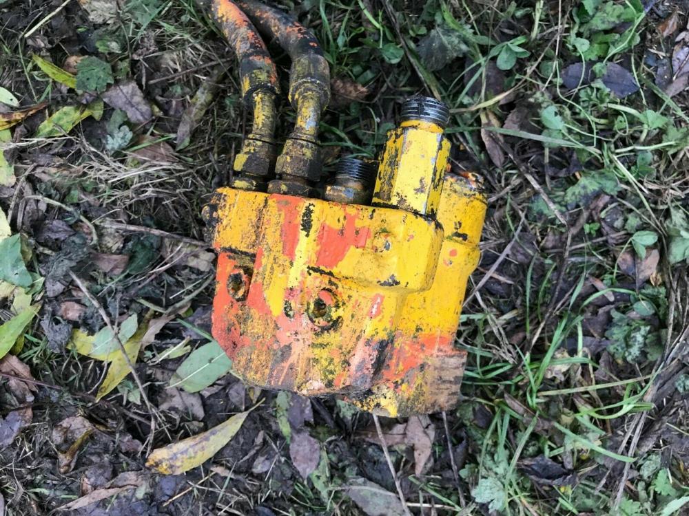 Benford TT 2000 Dumper Power Steering Pump - Danfoss £90