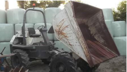 Terex PT 6000 6 Tonne Dumper 2006