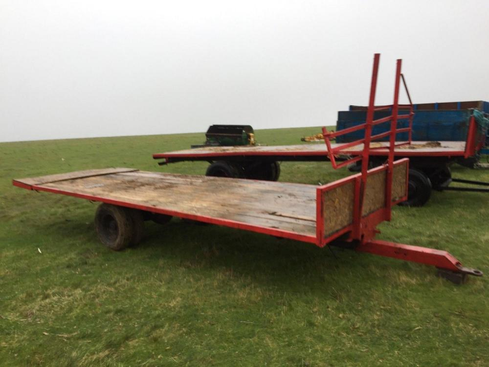 Hay trailer - 20 ft £750 plus vat £900