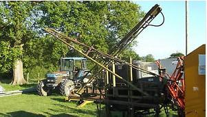 Dorman crop sprayer