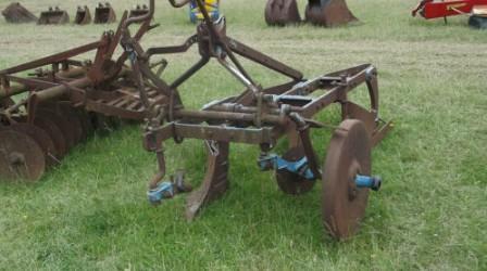 Ransomes Plough 3 Furrow