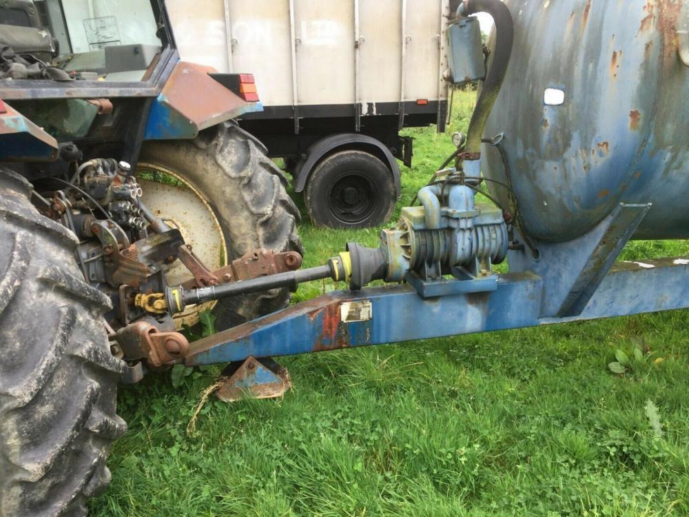 Tractor Vacuum Tanker £1500 plus vat £1800