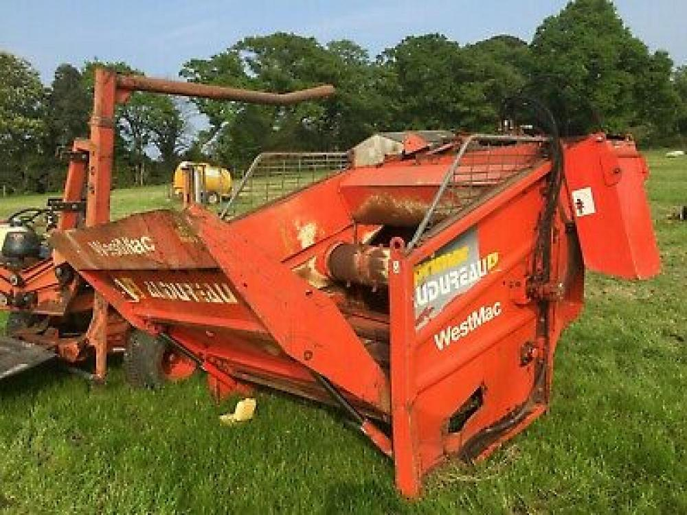Westmac Straw Spreader £850 plus vat £1020