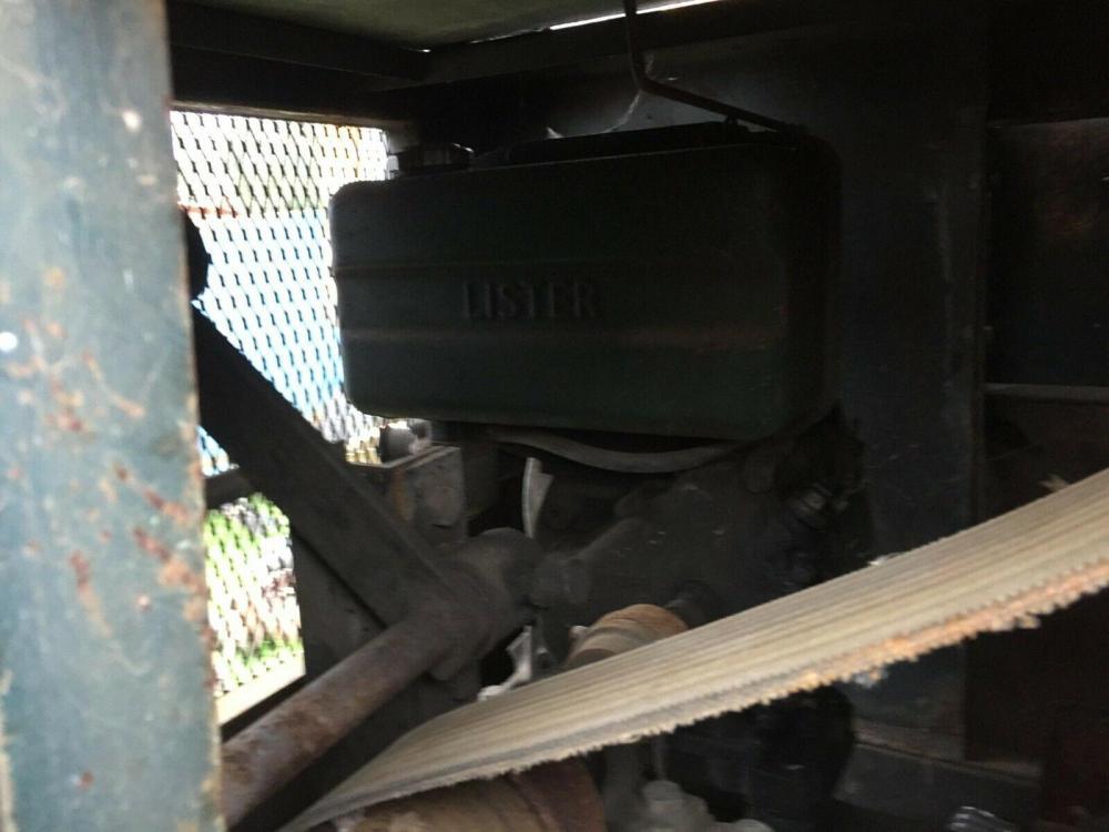 Hot box trailer - WJ Horrod Asphalt Plant £850 plus vat £1020