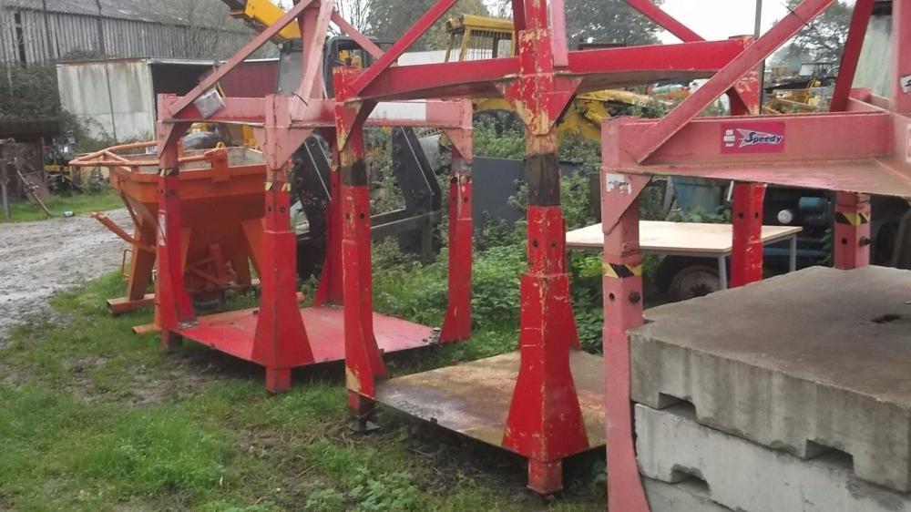 Gate Blocker / Combi Safe Ballast Holder £300 plus vat £360