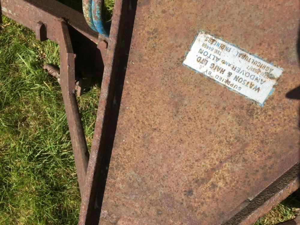 Cultivator Folding 12 foot £ 460 plus vat £552