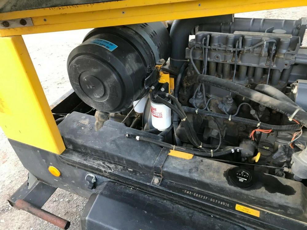 Atlas Copco Compressor Generator XAS 66 £2950 plus vat £3540