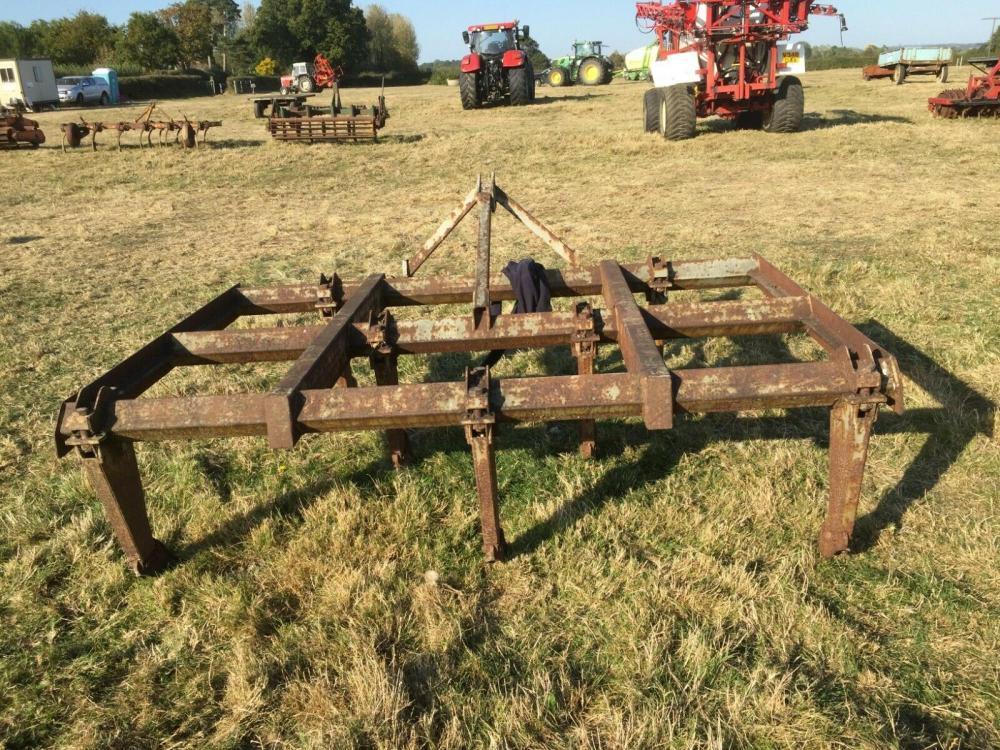 Bomford Chisel Plough £650 plus vat £780