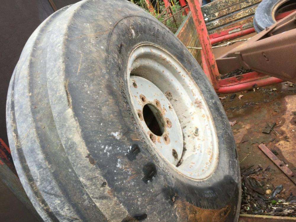 Massey Ferguson Tractor Front Wheels 10 - 16 £250