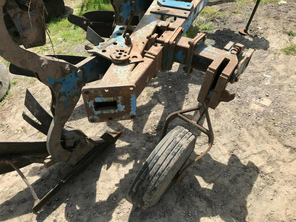 Ransomes 3 furrow reversible plough £800 plus vat £960 - Gatwick