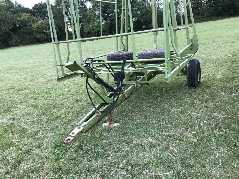Bale Carrier 56 bale collector £750