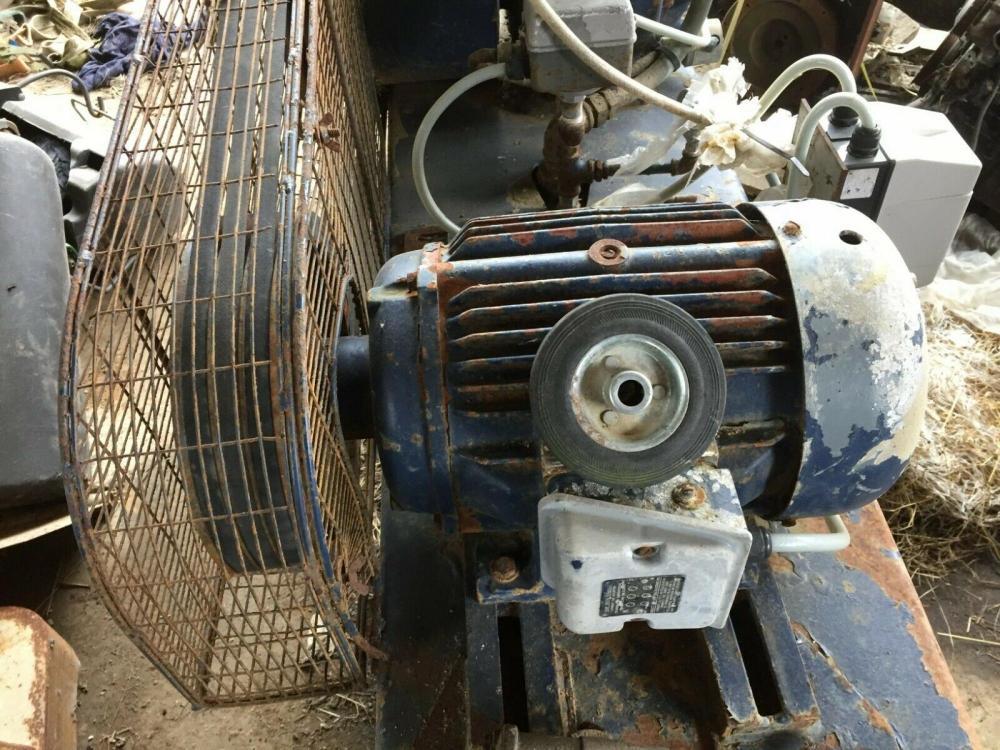 Compressor Large - 3 phase £380