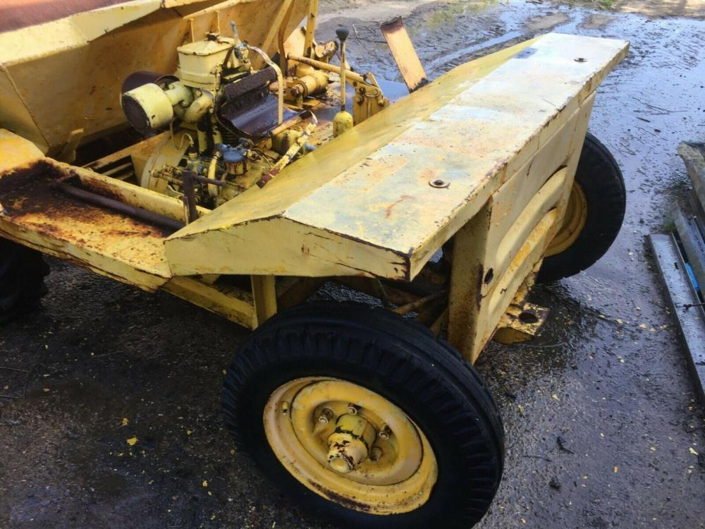 Dumper 1 ton £550 plus vat £660 inc VAT