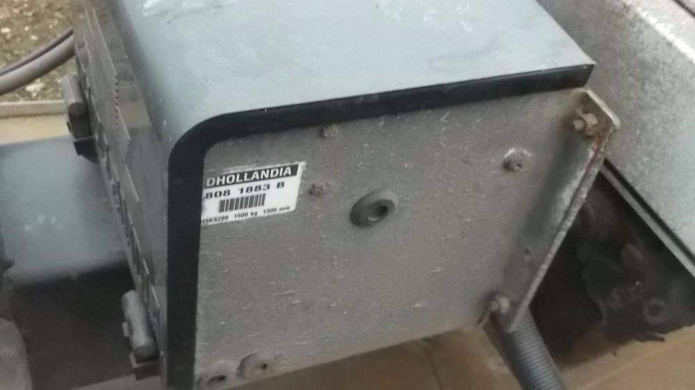 Underslung Tail Lift Assembly Dhollandia £400 plus vat £480