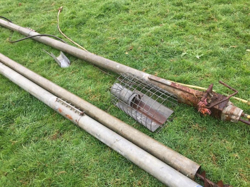 grain augers £390