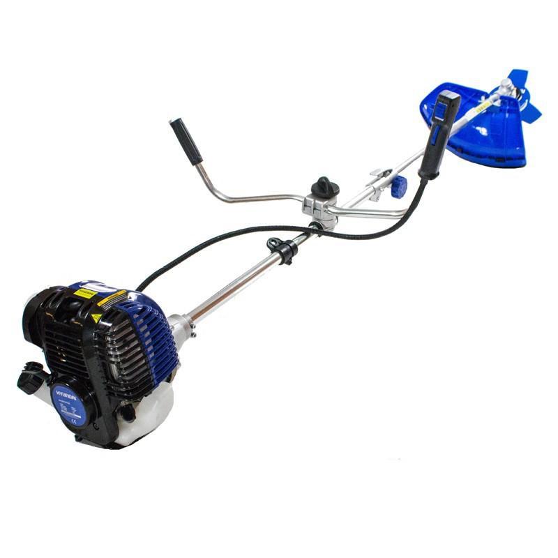 Hyundai 31cc 4-stroke Petrol Grass Trimmer / Strimmer / Brushcutter HYBCF31