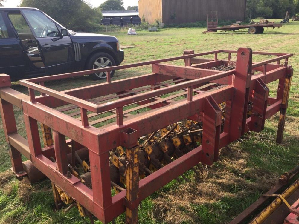 Ground Paddock Aerator £470