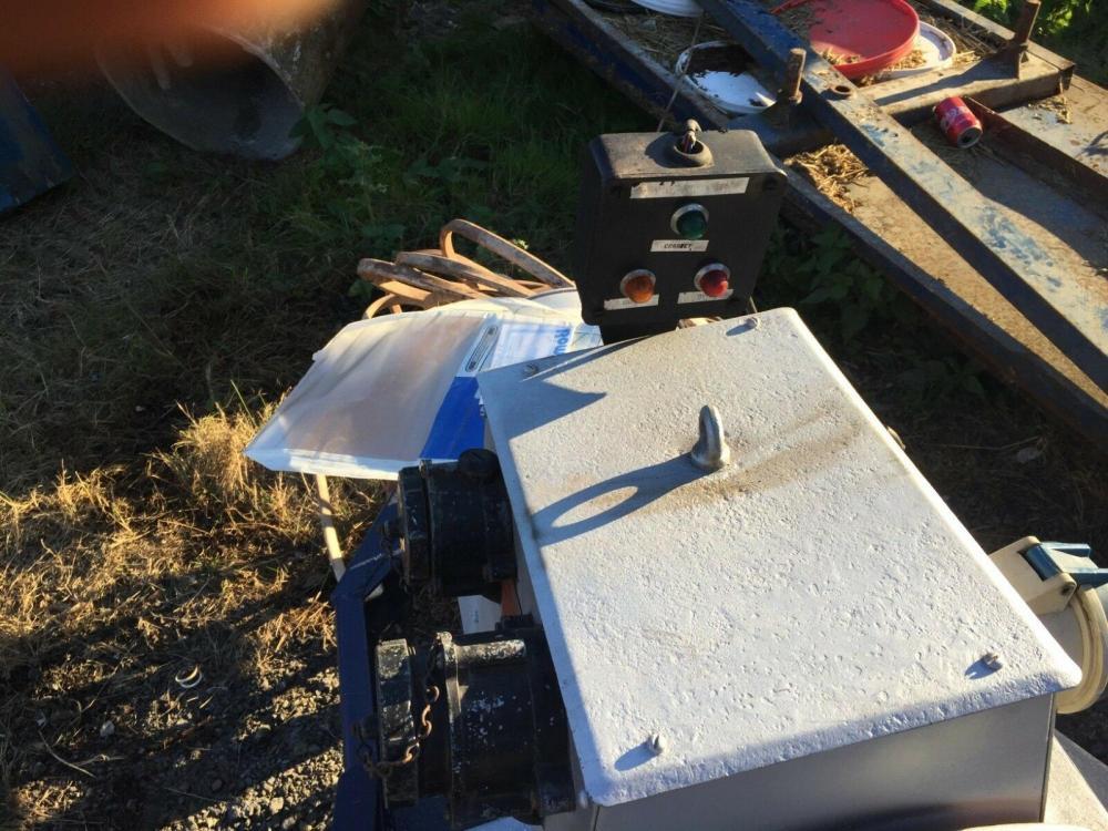 Generator 15 kva pto tractor driven £570