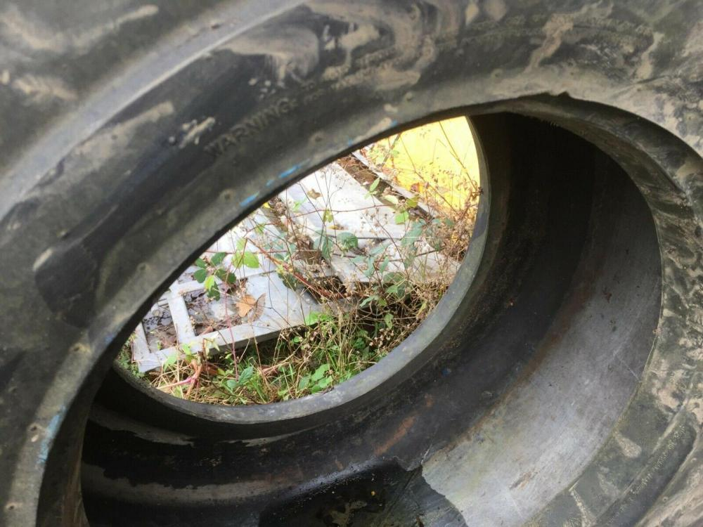 Used Tyre 385/65D 19.5 Outrigger £80