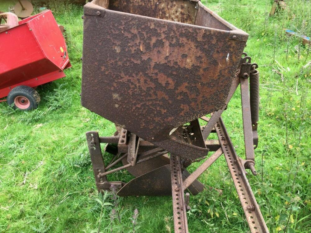 Potato Ridger Planter £360