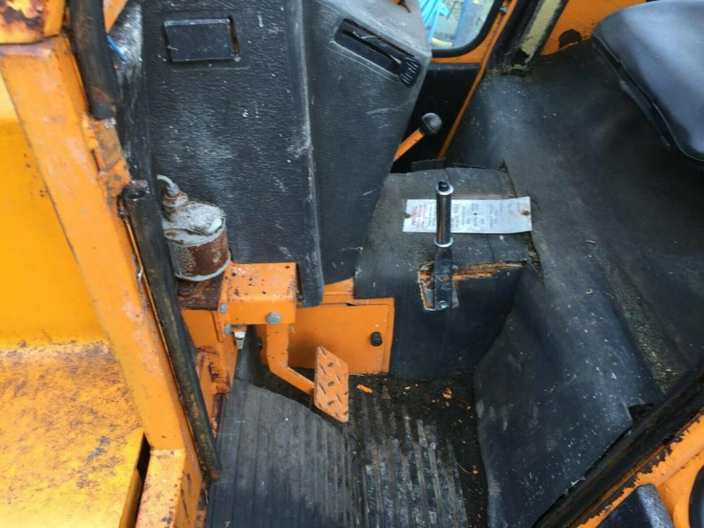 Sisis Hydroman Tractor - 3 point linkage £1600