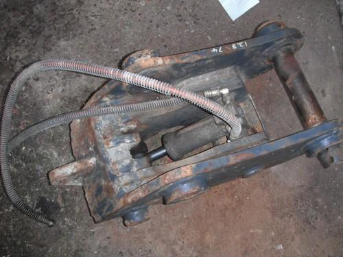 Hydraulic Hitch