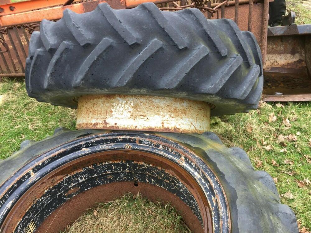 Stocks Tractor Wheels 16.9 R38 £280 plus vat £336