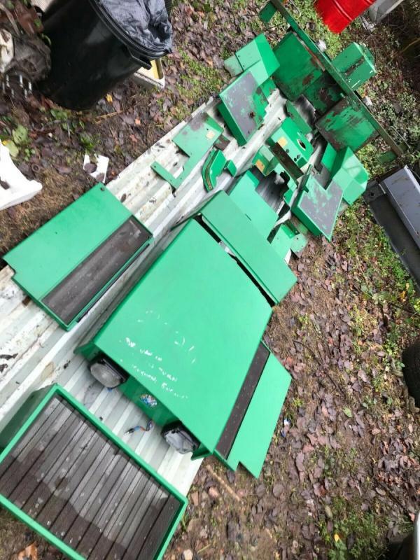 Ransomes 350 Diesel 5 gang lawn mower dash panel £50 plus vat £60