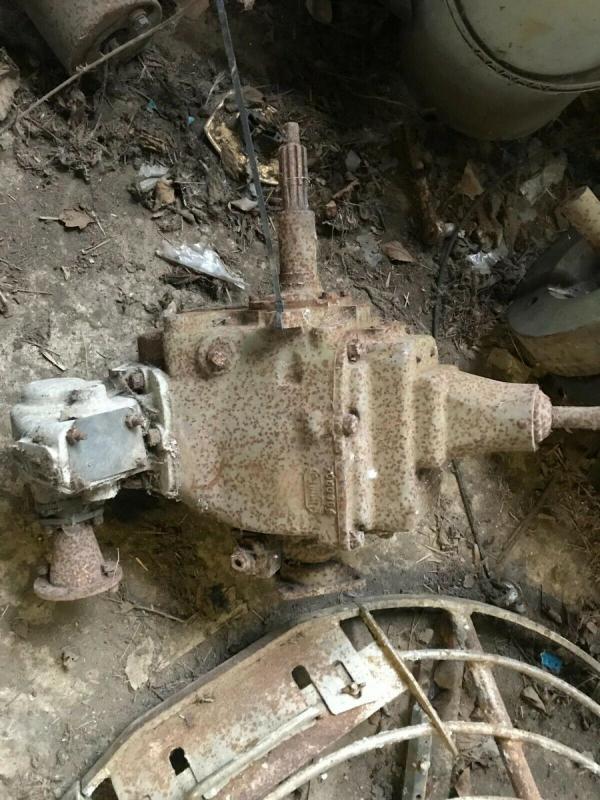 Bedford Vintage Gearbox £400 plus vat £480