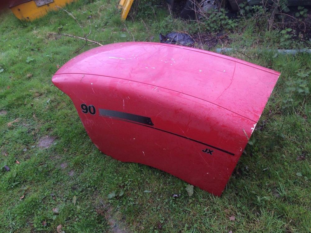 Case 90 Tractor Bonnet £200 plus vat £240