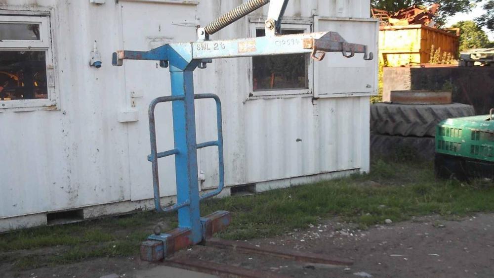 Brick Pallet Forks £250 plus vat £300