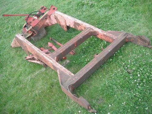 Massey Fergusson 165 Front Loader