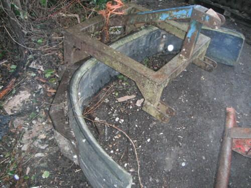 yard scraper