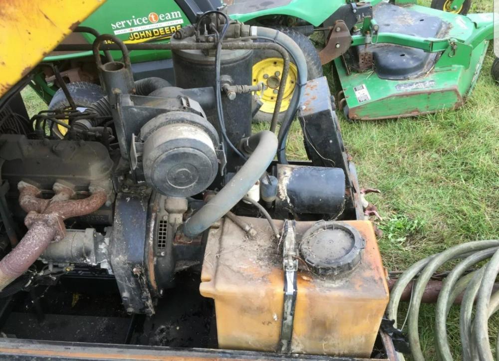 Kaeser M22 towed compressor  £980