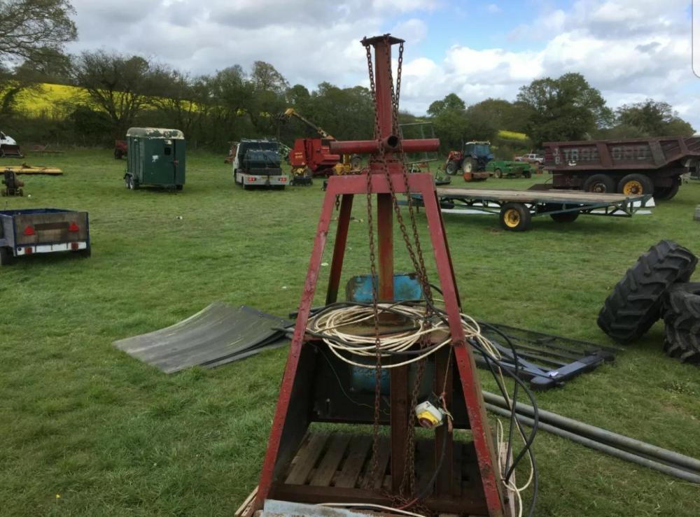 Horse Walker - 4 horses £680
