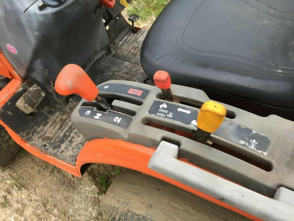 Kubota B1410 Tractor 4 Wheel Drive £2950