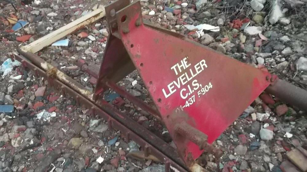 Sand School Leveller £280