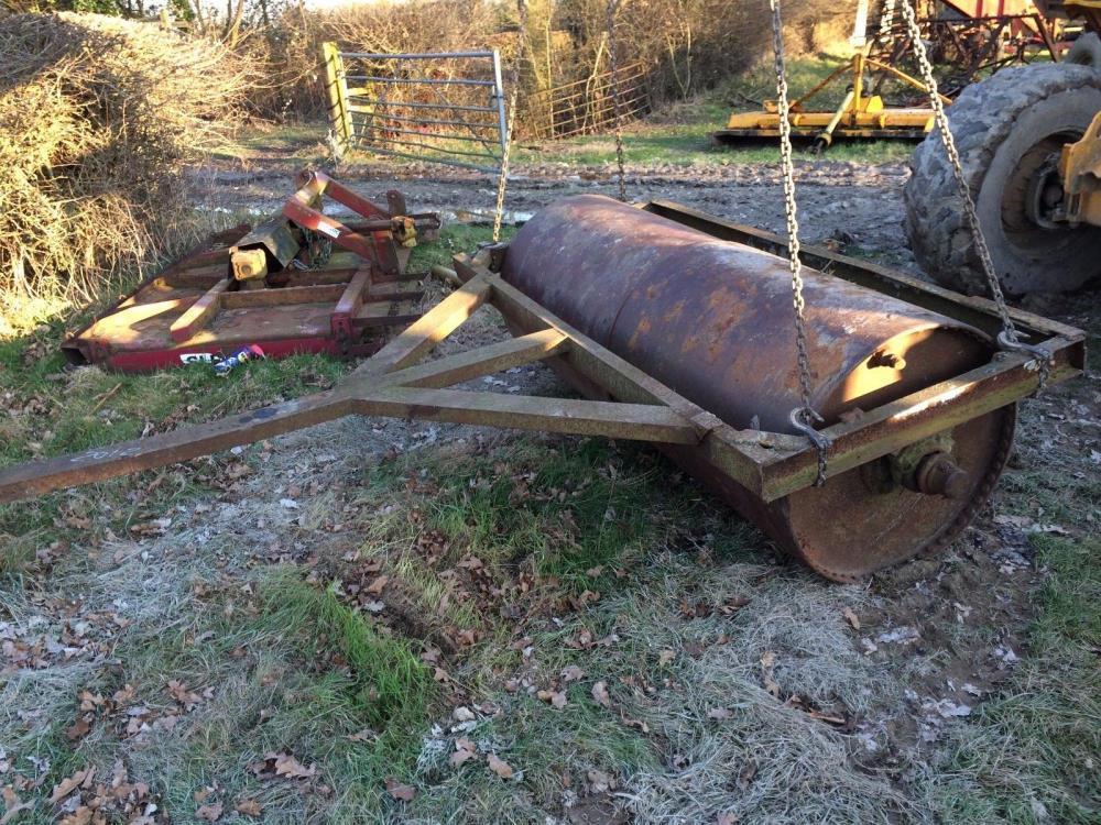 Roller - Field Roller Paddock Roller 7 foot £550