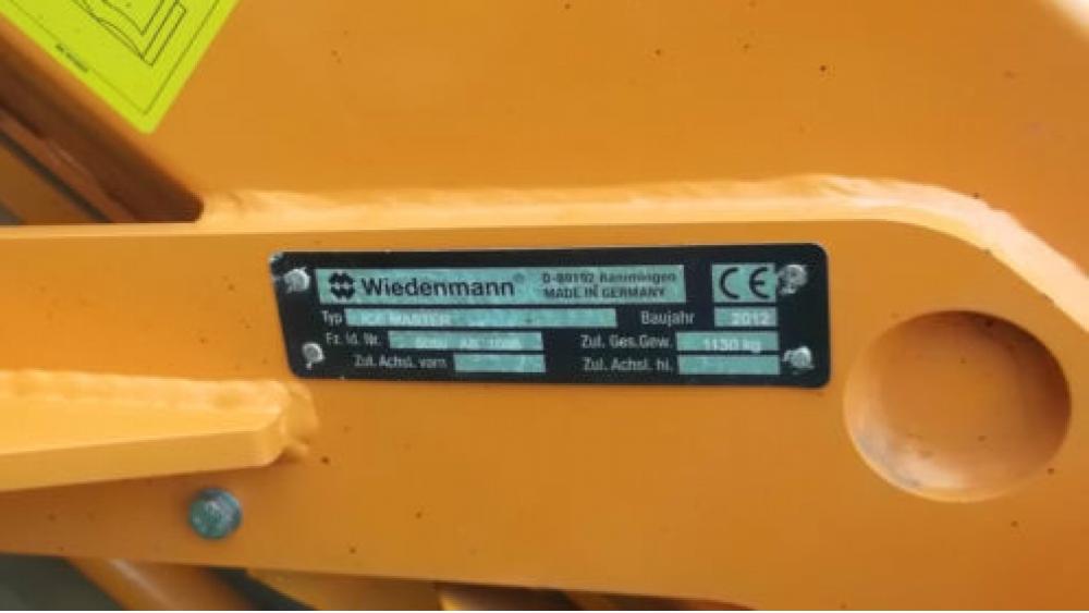 Wiedenmann Ice Maker Dual Spreader