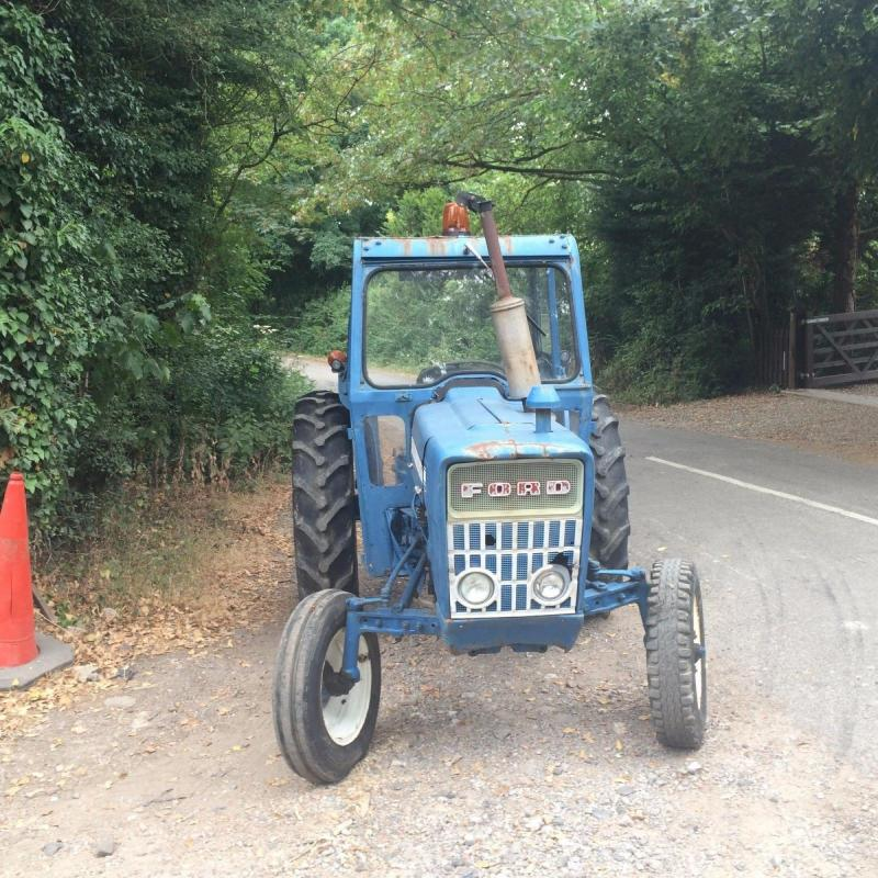 Ford 3000 Tractor £2950