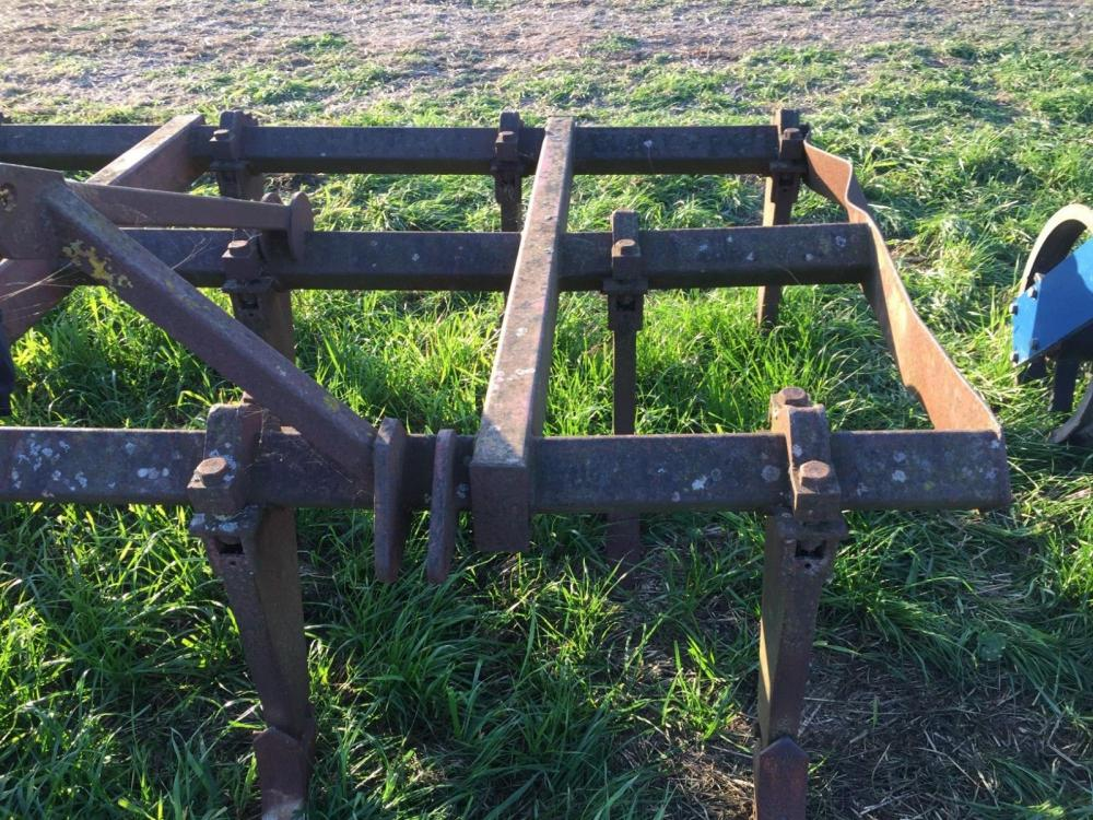 Massey Ferguson Chisel Plough £ 575 plus vat £690