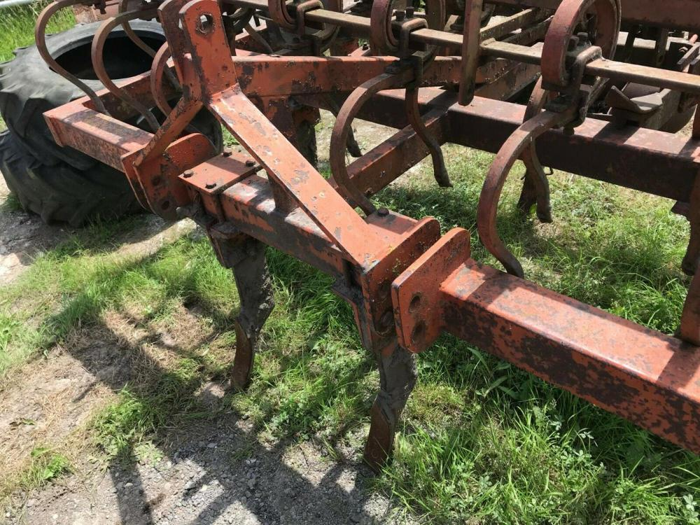 Chisel Plough Heavy Duty Cultivator 9 leg £580 plus vat £696