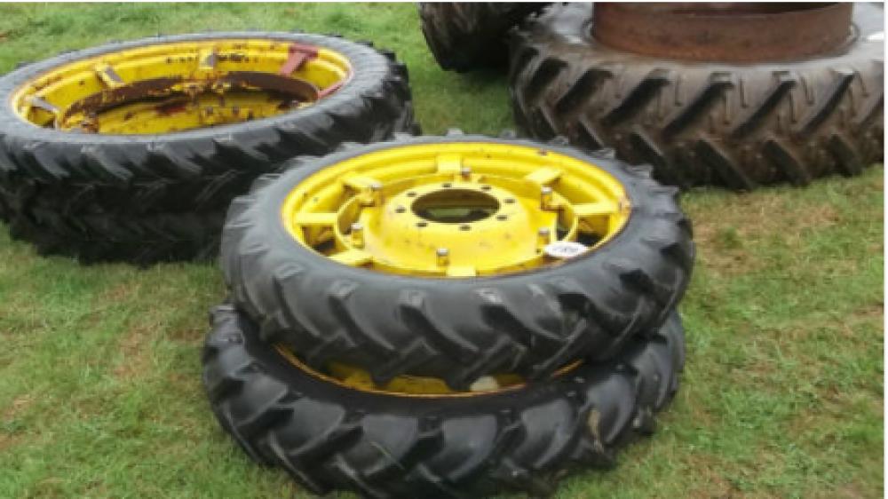 Tractor Wheels Row Crop Wheels