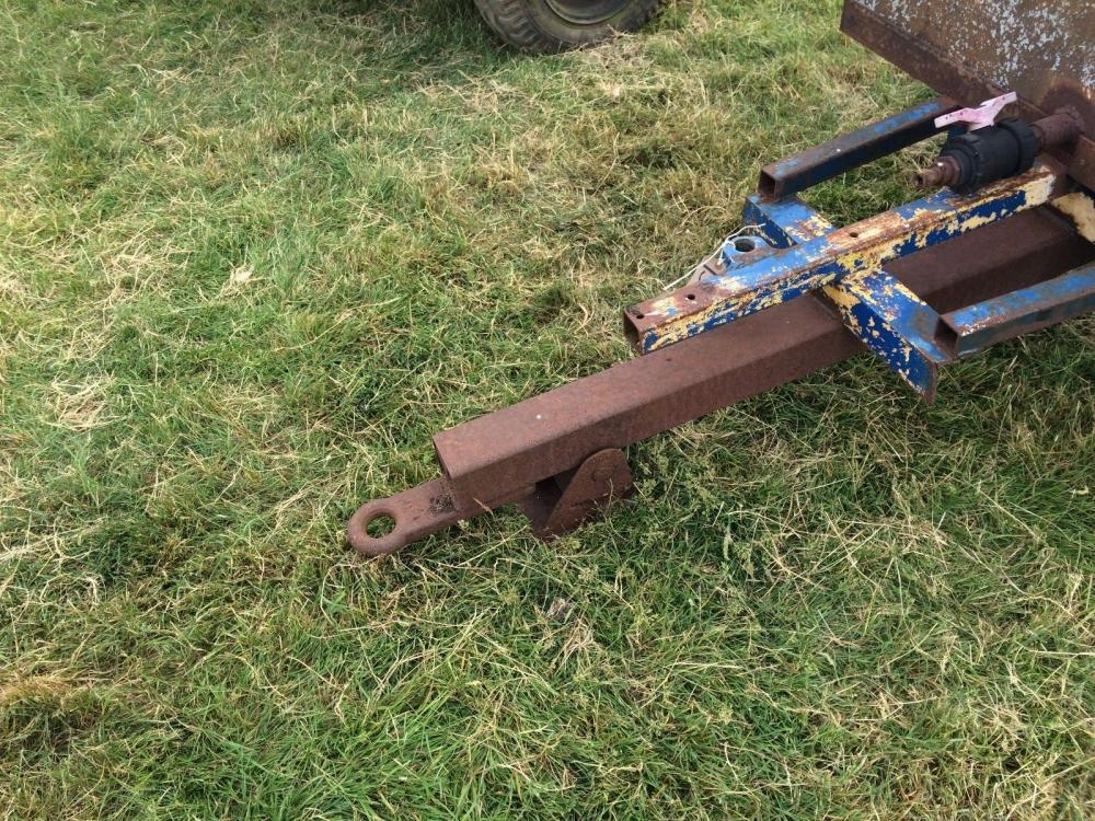 Water Bowser £390