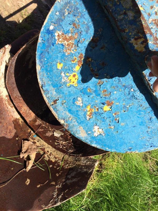 Concrete Pouring Skip £380 plus vat £456